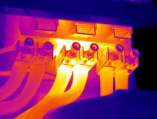 Thermal Imaging Reports reduce power outages and increase safety.